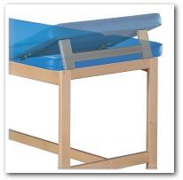 Leżanka drewniana Primo BB