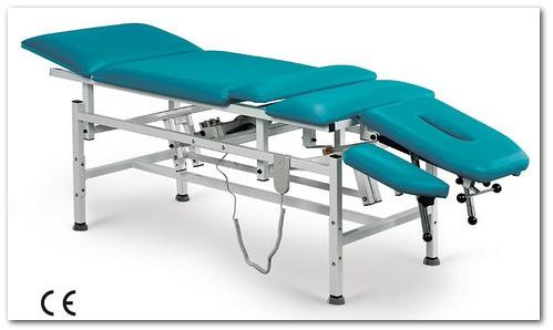 Stół do rehabilitacji/ masażu SM-2 PRACTICAL
