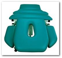Wysokiej jakości stół do masażu SM-2 o różnych kolorach tapicerki do wyboru