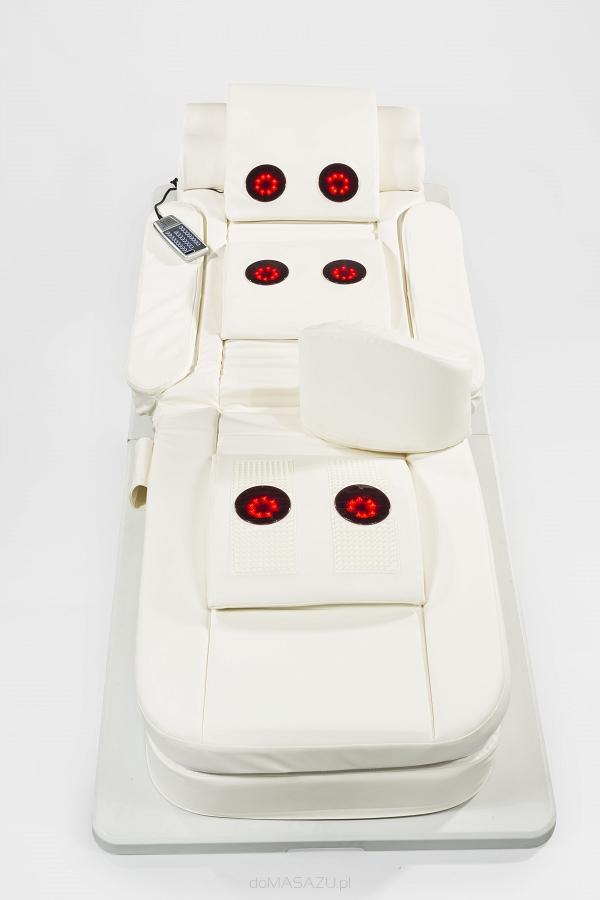 Aktualne Mata masująca - Materac Infrared IR łóżko z masażem wibracyjnym CP05