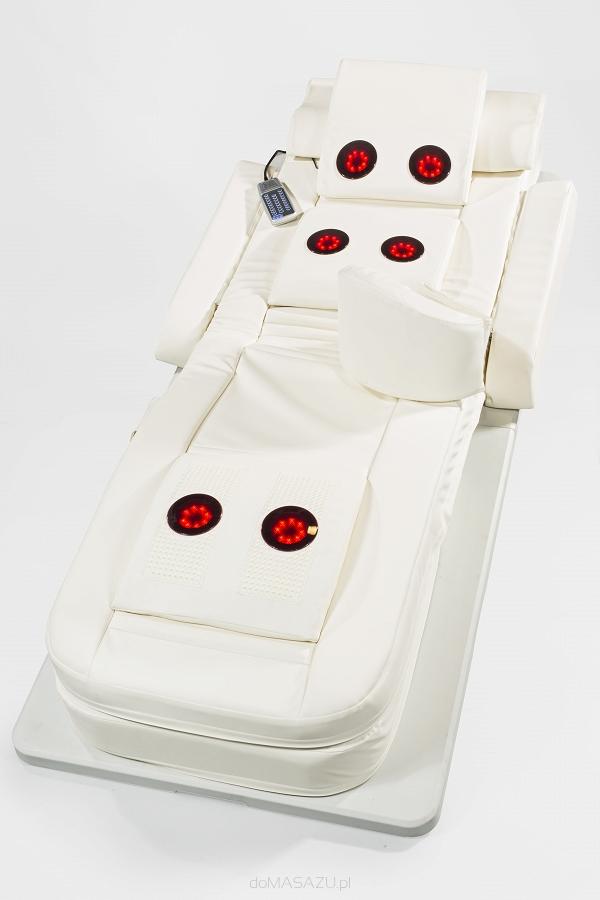 Nietypowy Okaz Mata masująca - Materac Infrared IR łóżko z masażem wibracyjnym SK17