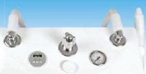 Agregat do masażu podwodnego - AquaMobil - panel sterowania