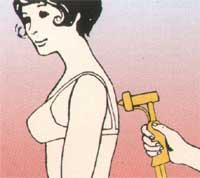 Masażer Aguavibron - masaż odc.piersiowego