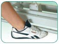 Stół stacjonarny do masażu Terapeuta SCM-2 - elektryczna regulacja