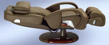 Fotel masujący HT 270 - rozłożony