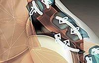 Masaż przedramion - fotel Europa III