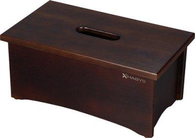 Schodek drewniany merbau