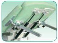 Stacjonarny stół Terapeuta SCM-7 - sprężyny gazowe