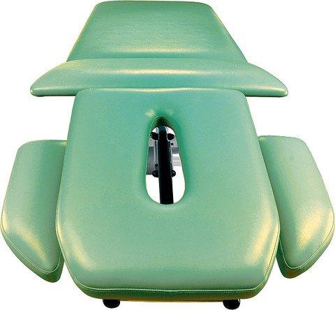Stół stacjonarny do masażu ATLET - wycięcie na twarz