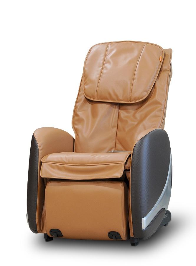 Fotel masujący Bolero - w kolorze cappucino